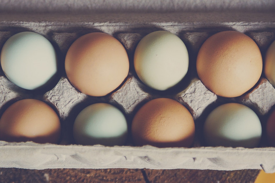 Credit Agricole: Rynek jaj pod presją zwiększonej produkcji