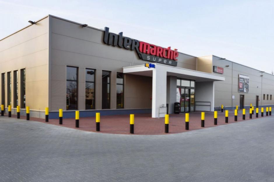 Intermarché w Mławie zmienił lokalizację i powiększył salę sprzedaży