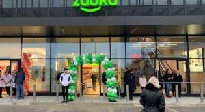 Żabka otworzyła sklep w parku handlowym Polkowice