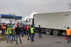 """Łódzkie: Zakończył się protest przed Zakładem Mięsnym """"Wędlinka"""""""