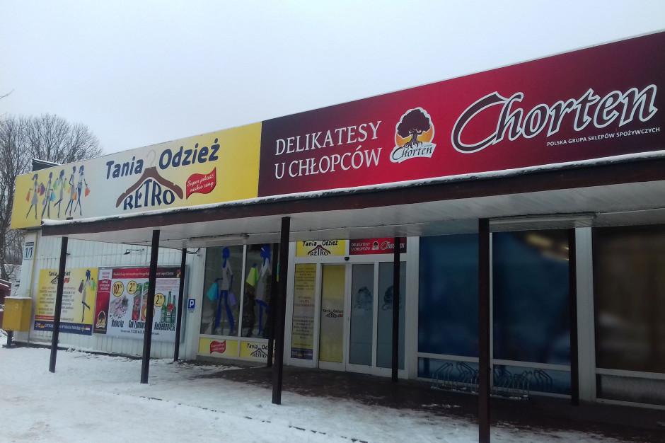 Grupa Chorten otwiera sklep w lokalizacji po Tesco