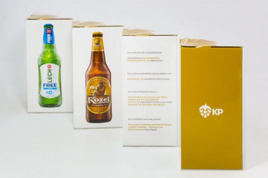 Altavia ze świąteczną akcją B2B dla Kompanii Piwowarskiej skierowaną m.in. do HoReCa