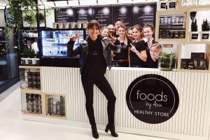 Anna Lewandowska planuje rozwój kawiarni Healthy Store by Ann. W planach sieć 40 lokali