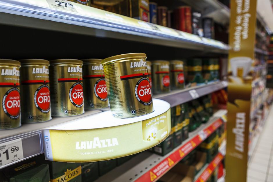 Lavazza ze świąteczną kampanią POS w sklepach Carrefour