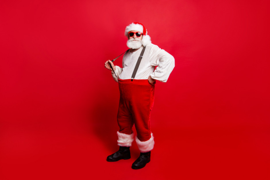 Mikołaj zjada w Wigilię co najmniej 10 mld kilokalorii