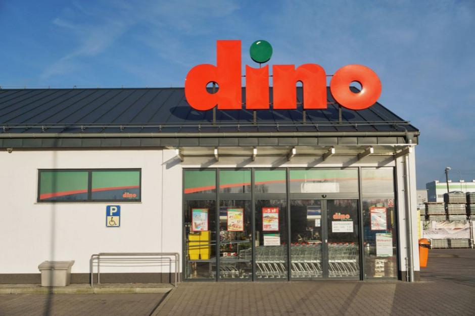 Dino chce kupić firmę prowadzącą 13 supermarketów