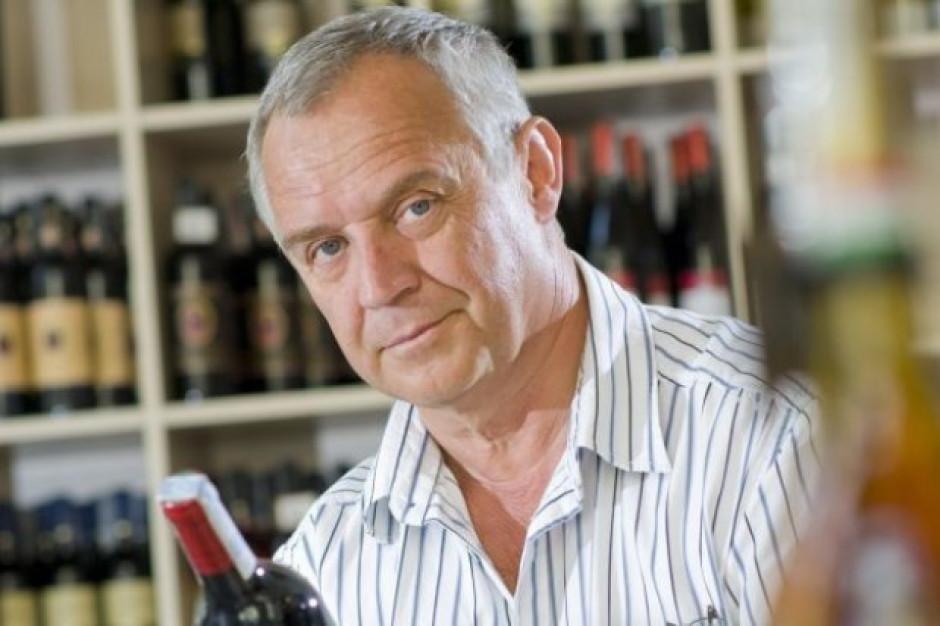 Marek Kondrat: Polacy wciąż traktują wino jako prezent dla lekarza