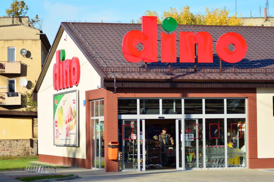 Dino w ciągu 3 lat podwoiło liczbę sklepów