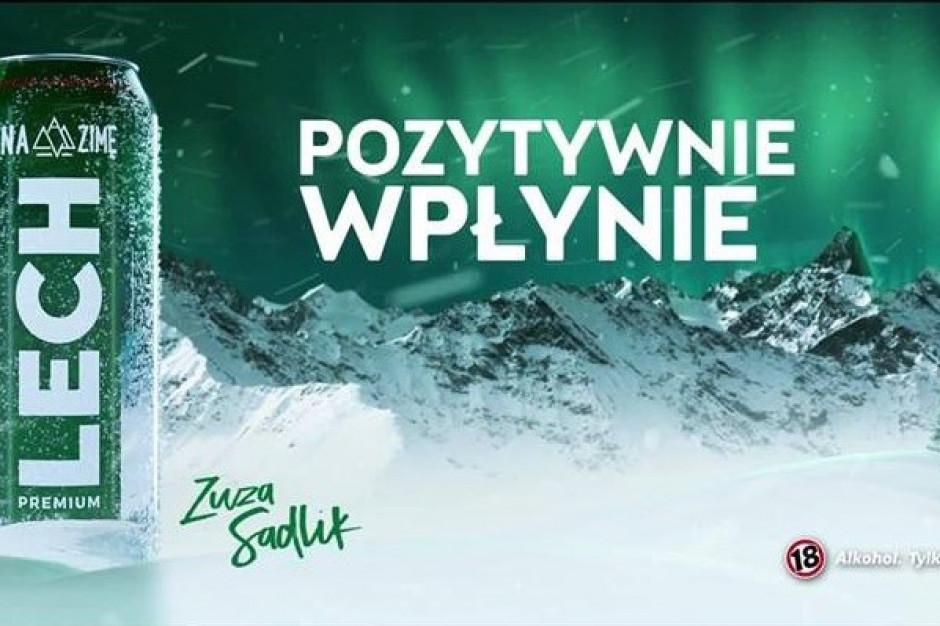 Lech wystartował z zimową kampanią marki Lech Premium