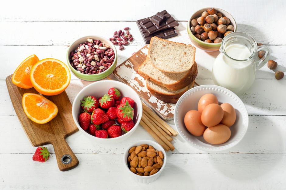 10 proc. Amerykanów ma alergię pokarmową. 20 proc. myśli, że ją ma