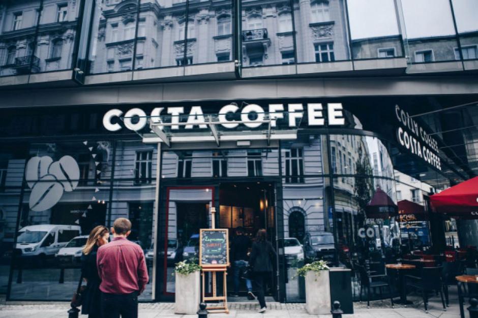 KE wydała zgodę na przejęcie przez Coca-Colę sieci Costa Coffee