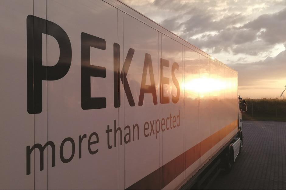 Elektroniczna wymiana danych między Maspex a PEKAES