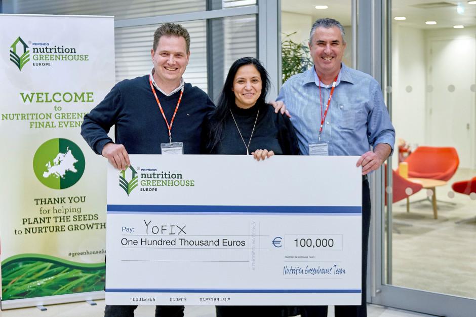 Izraelski start-up zwycięzcą w finale drugiej edycji europejskiego programu PepsiCo