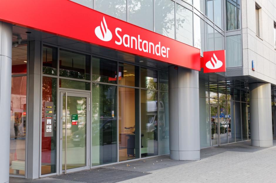 Santander Bank Polska zapowiada zwolnienia grupowe maks. 1400 osób