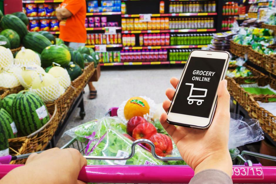 Handel w 2019 roku: E-grocery ważnym tematem dla sieci handlowych