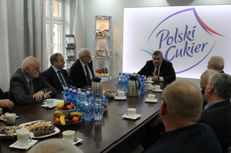 Minister Rolnictwa: cały sektor cukrowniczy jest niezwykle ważny