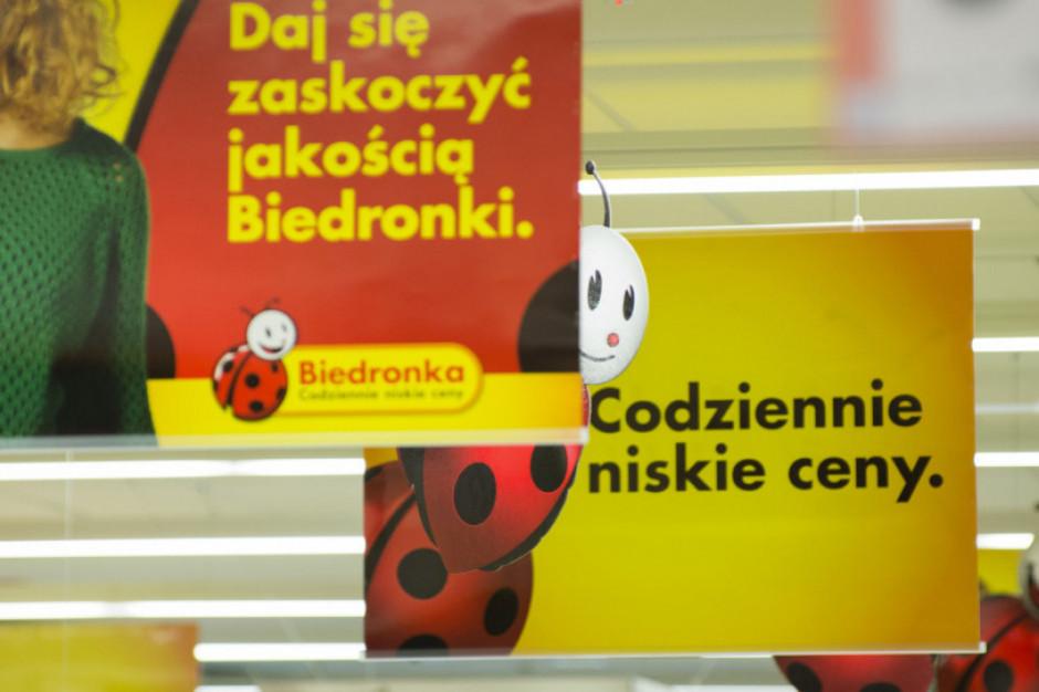 Złagodzenie zakazu handlu wpłynie pozytywnie na wyniki Biedronki