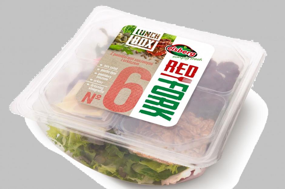 Eisberg  poszerza ofertę Lunch Boxów