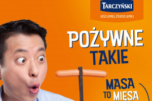 Tarczyński rusza z kolejną kampanią reklamową parówek (wideo)