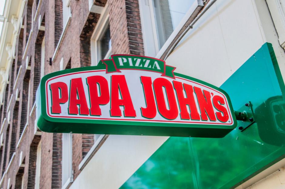 Papa John's w Polsce świętuje pierwsze urodziny