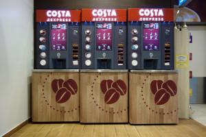 Zdjęcie numer 3 - galeria: Costa Coffee i Shell rozwijają koncepty Costa Express oraz deli by Shell (galeria zdjęć)