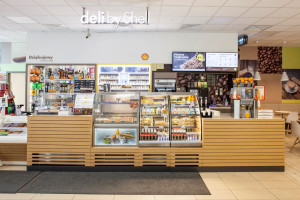 Zdjęcie numer 2 - galeria: Costa Coffee i Shell rozwijają koncepty Costa Express oraz deli by Shell (galeria zdjęć)