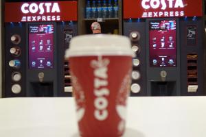 Zdjęcie numer 1 - galeria: Costa Coffee i Shell rozwijają koncepty Costa Express oraz deli by Shell (galeria zdjęć)