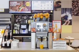 Zdjęcie numer 4 - galeria: Costa Coffee i Shell rozwijają koncepty Costa Express oraz deli by Shell (galeria zdjęć)