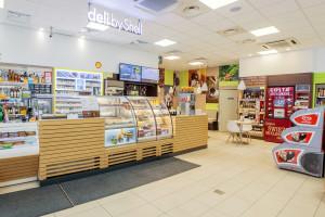 Zdjęcie numer 8 - galeria: Costa Coffee i Shell rozwijają koncepty Costa Express oraz deli by Shell (galeria zdjęć)