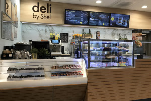 Zdjęcie numer 10 - galeria: Costa Coffee i Shell rozwijają koncepty Costa Express oraz deli by Shell (galeria zdjęć)