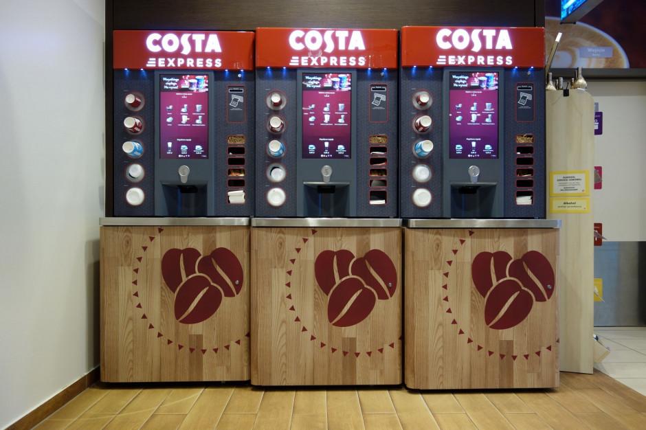 Costa Coffee i Shell rozwijają koncepty Costa Express oraz deli by Shell (galeria zdjęć)