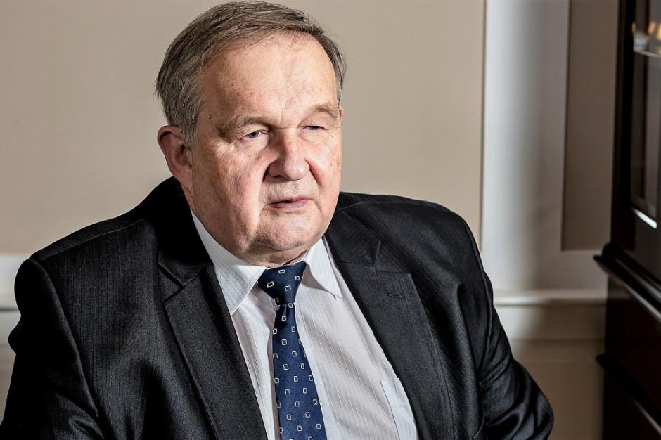 Andrzej Faliński: Zakaz handlu nie będzie łatwy do zlikwidowania