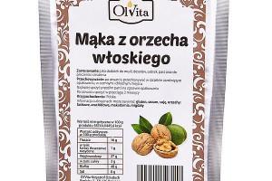 Ol'Vita wprowadziła na rynek mąkę z orzecha włoskiego