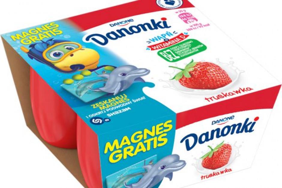 Nowa kampania marki Danone dla dzieci - Odkrywaj morski świat z Danonkiem