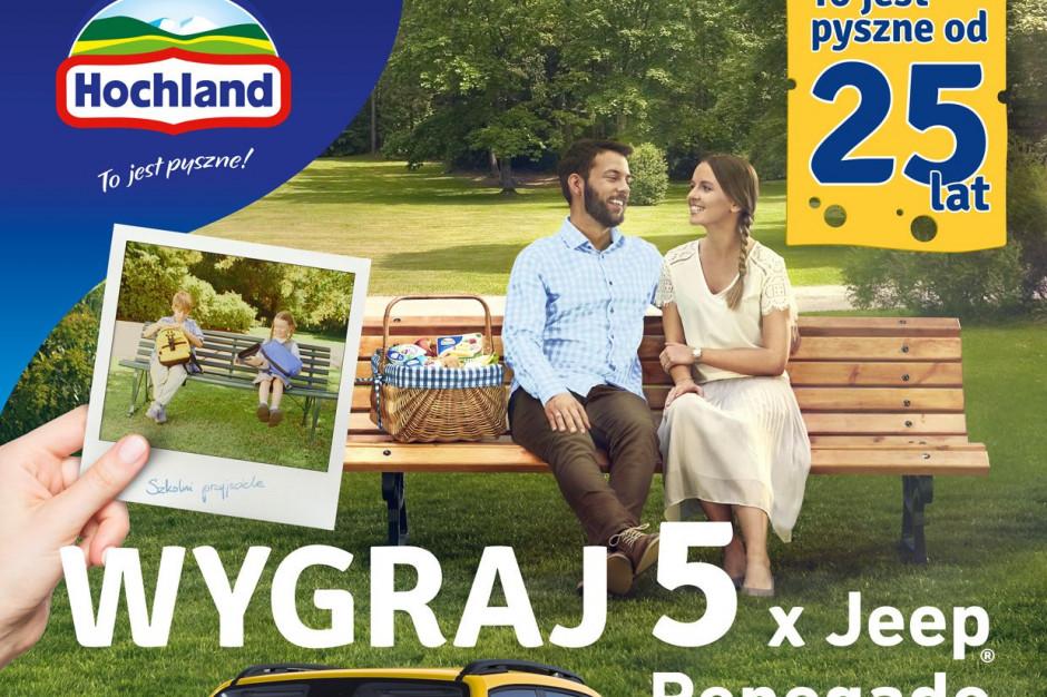 Startuje wielka urodzinowa loteria Hochland
