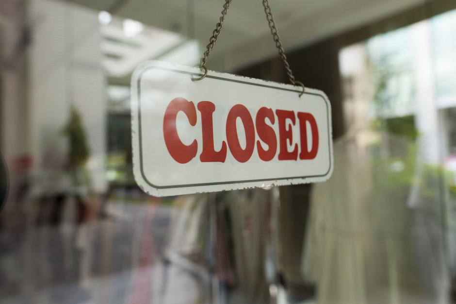 W niedzielę większość sklepów będzie zamknięta