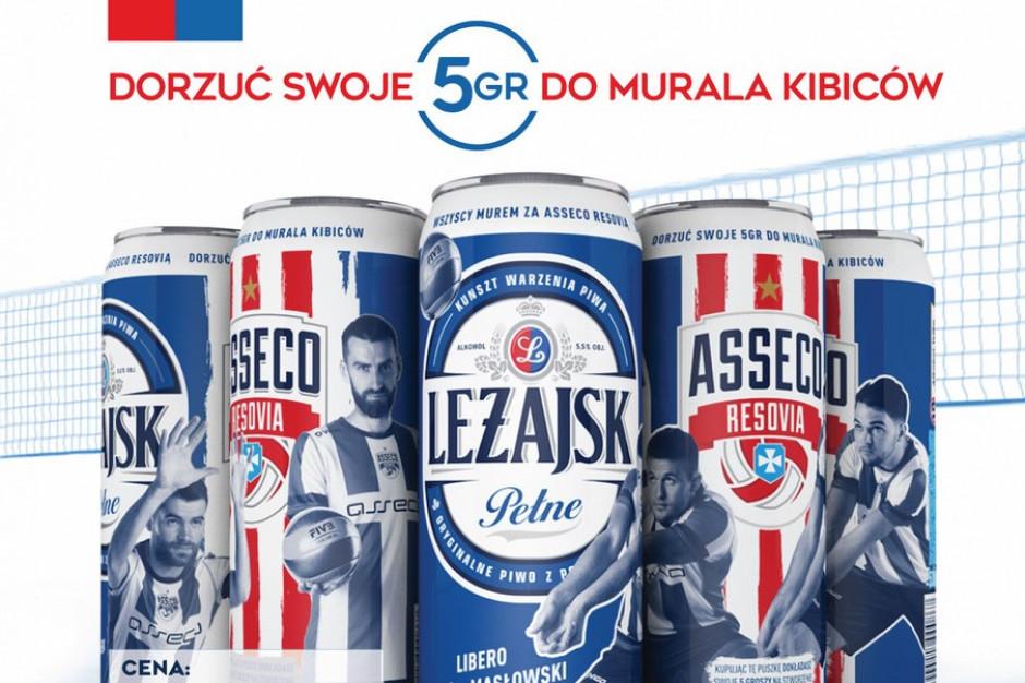 Leżajsk wspiera siatkarzy Asseco Resovii
