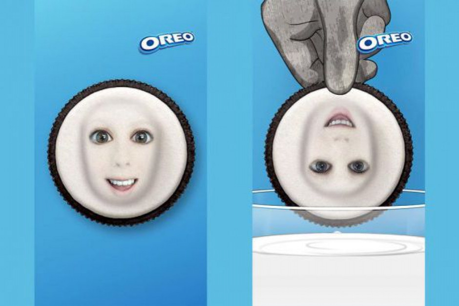 Oreo rozpoczyna współpracę ze Snapchatem