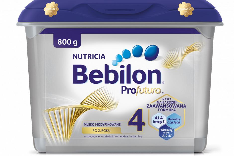 Bebilon Profutura 4 - nowość od marki Nutricia