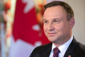 Andrzej Duda: Dane makroekonomiczne Polski robią ogromne wrażenie
