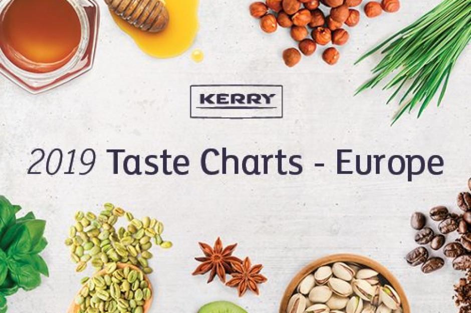 Kerry prognozuje najpopularniejsze trendy smakowe w 2019 r.