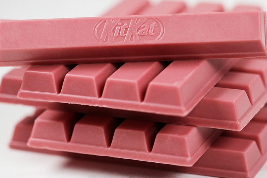 Dyrektor Działu Słodyczy Nestlé: Polacy pokochali różową czekoladę. Zabrakło jej do produkcji