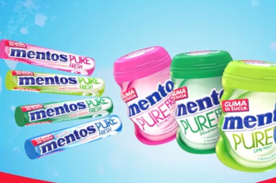 Perfetti Van Melle chce wpoić Polakom, że Mentos to nie tylko cukierki, ale też gumy do żucia (wideo)