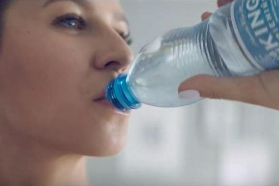 Anna Lewandowska w nowej reklamie Kingi Pienińskiej