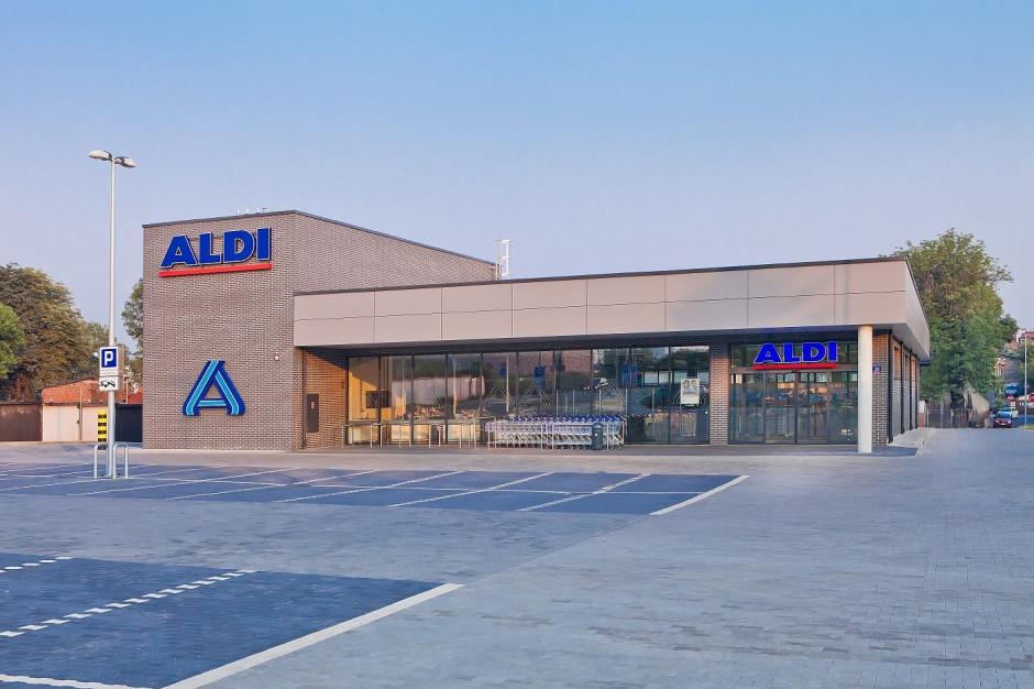 Aldi ujednolica system parkingowy w sklepach w całej Polsce