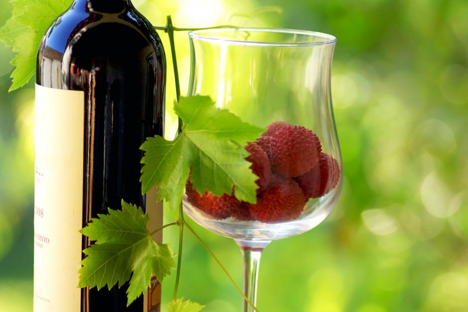 Produkcja win owocowych ze sporym spadkiem w 2018 roku
