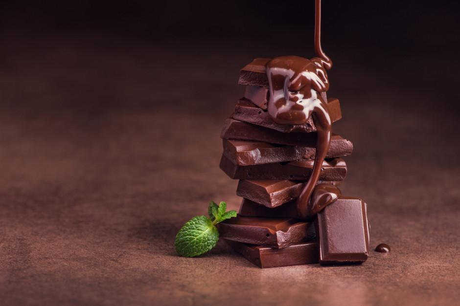 Produkcja czekolady i wyrobów w 2018 roku wzrosła o ponad 7 proc.