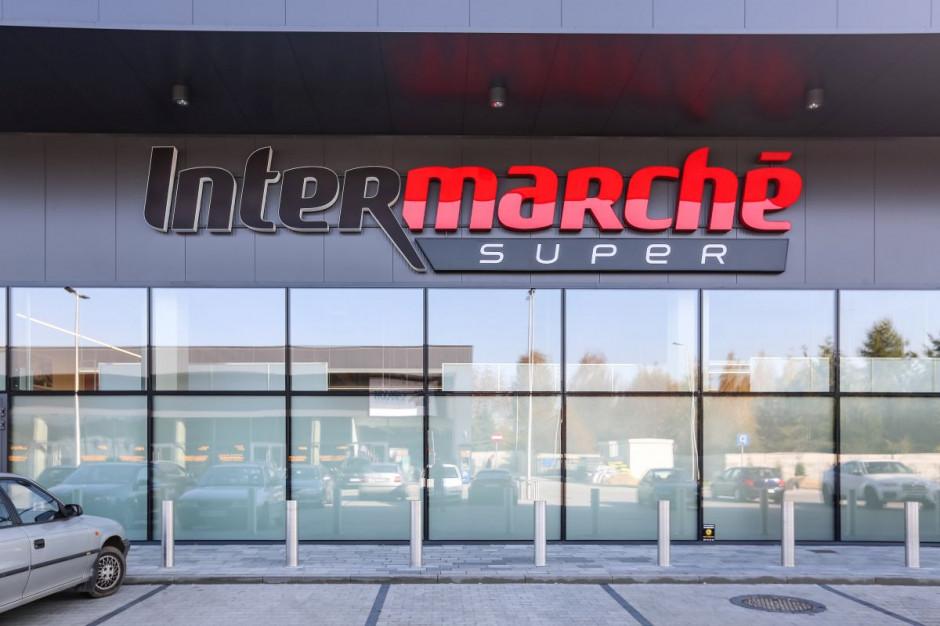 Intermarché opracowuje nową koncepcję handlową dla sklepów sieci