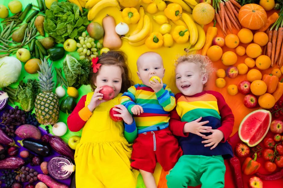 IŻŻ zmodyfikował piramidę zdrowego żywienia najmłodszych. Zaleca więcej snu i ruchu!
