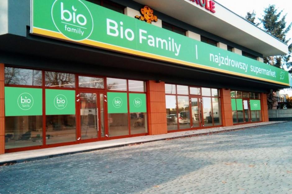 Bio Family otwiera supermarket pod Warszawą